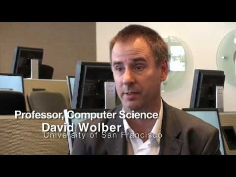 App Inventor at University of San Francisco