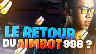 AIMBOT RETOUR WITH THE 998 ON FORTNITE? SOLO VS SOLO 20 KILLS