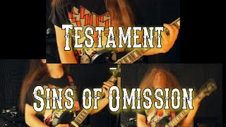 Testament - Sins of Omission (Guitar Cover)