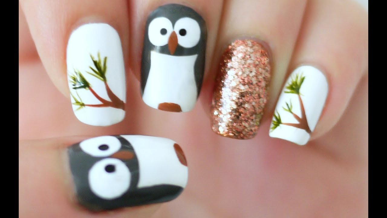 - Owl Nails - YouTube