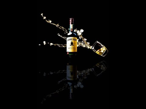 Commercial Photography-Jamisin Whisky