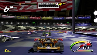 Stunt GP PS2 Gameplay HD (PCSX2)