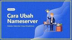 Tips #2 Bagaimana Cara Mengubah Name Server di IDwebhost