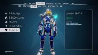 ALIENATION Gear Report - 6 Million Gear Power, Synergy, New Armor