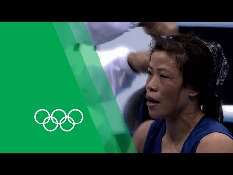 Mary Kom on her London 2012 Olympic Games | Moments In Time