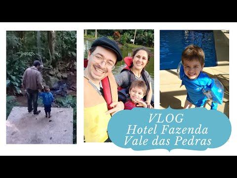 Vlog - Hotel Fazenda Vale das Pedras