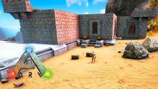 CASTILLOS MOD! |  NEW ARCHITECTURE MOD | ARK: Survival Evolved