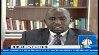 Murkomen: Parties affiliated to the Jubilee coalition will cease to exist before next elections