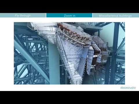 Mining projects Australia - 3d animated