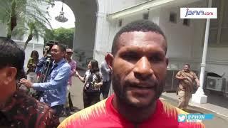 Dituduh Curi Umur. Marinus Manewar : Orang Vietnam tidak Tahu, Orang Papua Besar-besar - JPNN.COM
