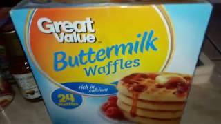 $160 Large Family Walmart Grocery Haul