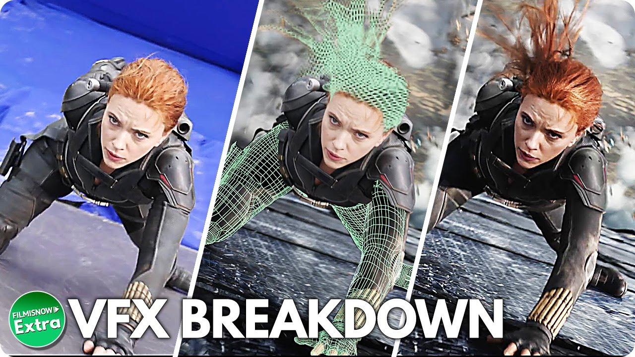 BLACK WIDOW   VFX Breakdown by Digital Domain (2021)