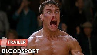 Video Bloodsport 1988 Trailer HD | Jean-Claude Van Damme | Donald Gibb download MP3, 3GP, MP4, WEBM, AVI, FLV November 2017