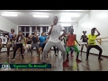 Mr Eazi ft Lil Kesh - Sample You Remix | DBE Studios Suriname | Afro by Marcelino Zandwijken