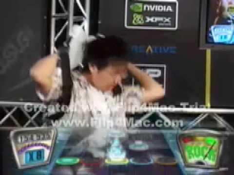 Freddie Wong 10 on STYLE -Less Talk More Rokk