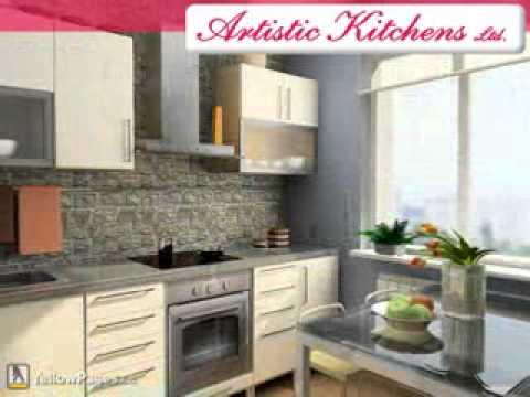 Artistic Kitchens Ltd - St. John\'s - YouTube