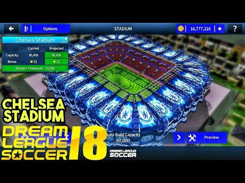 How to Change the Stadium of Dream League Soccer(Chelsea FC Stadium)