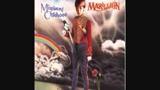 Marillion-Misplaced childhood 1-Pseudo Silk Kimono
