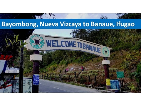 Bayombong to Banaue Dec 2015