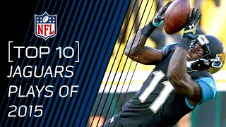 Top 10 Jaguars Plays of 2015 | #TopTenTuesdays | NFL