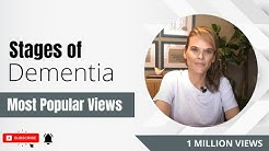 What are the different stages of dementia?  The 3 stage and 7 stage models explained