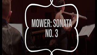 M. Mower: Sonata No. 3