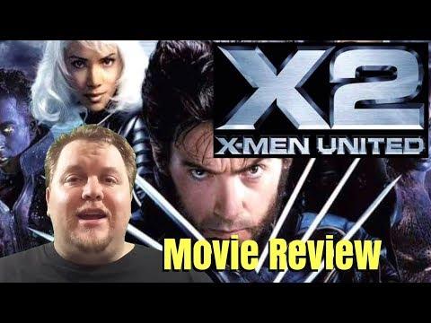 X2 X-Men United MOVIE REVIEW | NERDY MOVIE NIGHT