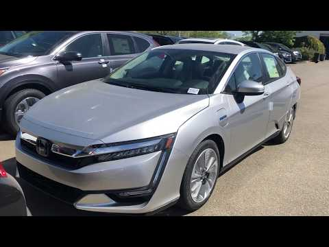 2019 Honda Clarity Touring Plug-in Hybrid (PHEV) Touring
