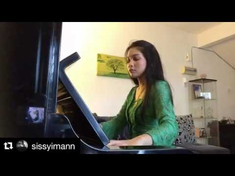 Jampi - Hael Husaini (piano cover) by Sissy Imann