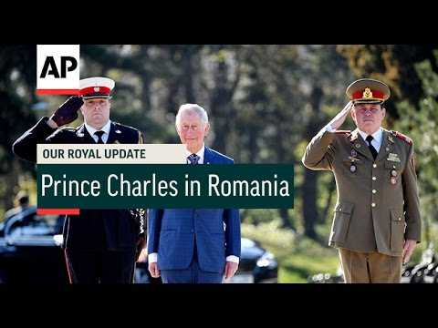 Prince Charles in Romania - 2017 | Our Royal Update # 19