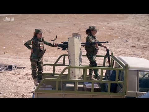 ISIS's nightmare: Yazidi Kurdish female fighters are seeking to avenge their sisters