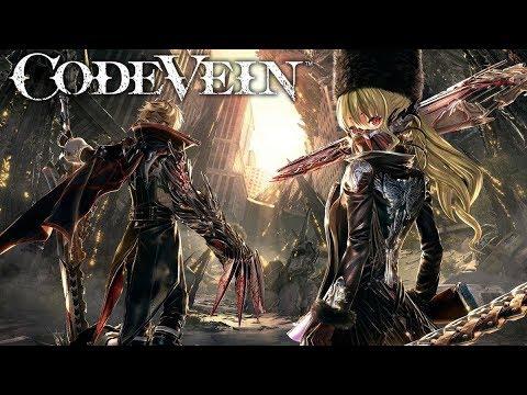 Code Vein – All Cutscenes (Game Movie) 1080p HD