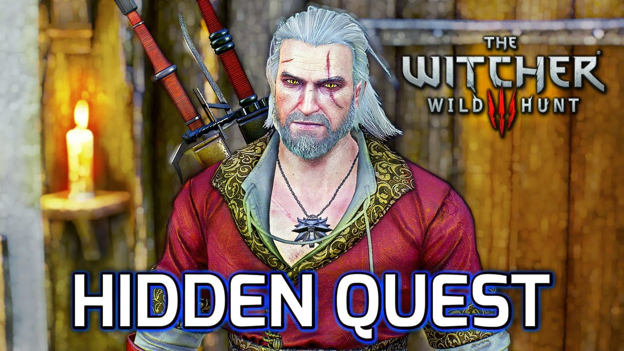 Download Witcher 3: Rare Quest in Novigrad with Ties to Triss' Escape.