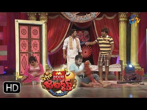 Extra Jabardasth - Sudigaali Sudheer Performance - 22nd April 2016 - ఎక్స్ ట్రా జబర్దస్త్