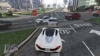 Gta5 storymode without breaking any laws