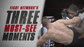 Head Kick Finishes at GLORY 46 SuperFight Series | Top 3 Must-See Moments