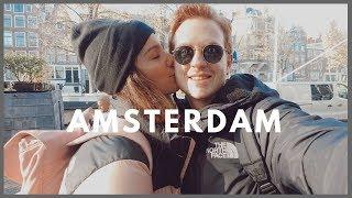 VLOG  | Amsterdam'da İKİ MUTLU ÇOCUK👫♥️