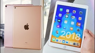 2018 iPad 9.7 Review! Worth $329?