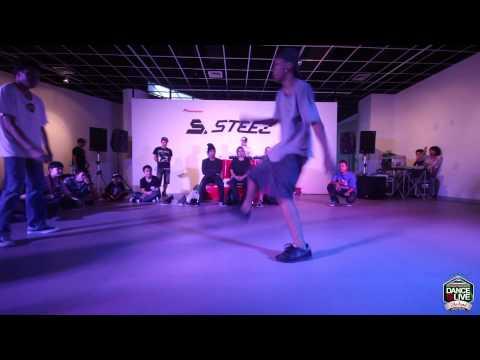 Dance@liveTH | Top8 Bboy Battle | Radio vs. Titun