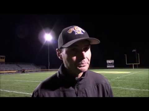 Rick Meeks Postgame Interview Tecumseh | TBSN Video Extra