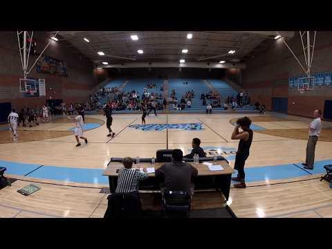 Pueblo Boys Basketball vs. Poston Butte