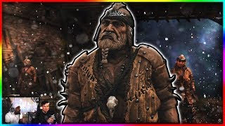 [For Honor] NEW ARMOR FOR BASE VIKINGS AND HIGHLANDER REACTION!