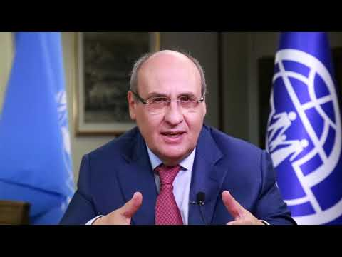 Message of Director General António Vitorino to IOM Staff