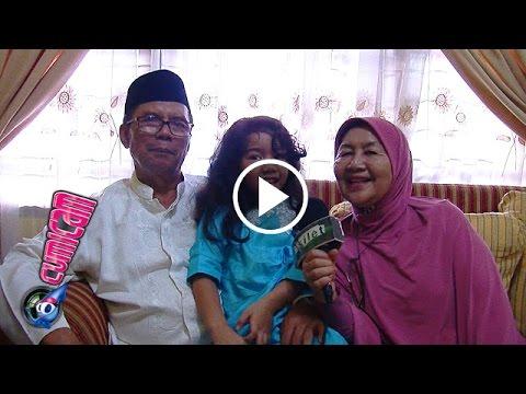 Lebaran Bersama Anji, Leticia Bahagia Bertemu Kakek Dan Nenek - Cumicam 07 Juli 2016