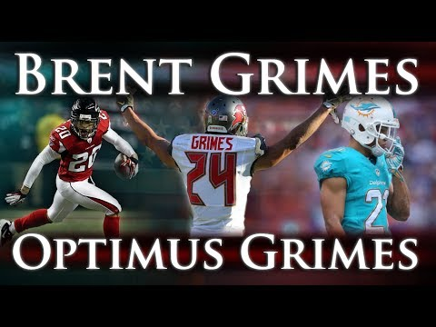 Brent Grimes - Optimus Grimes (International Trailblazers Awards - Most Inspirational)