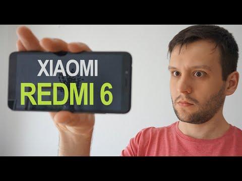 Смартфон Xiaomi Redmi 6  - Стоит ли покупать в 2019 году?