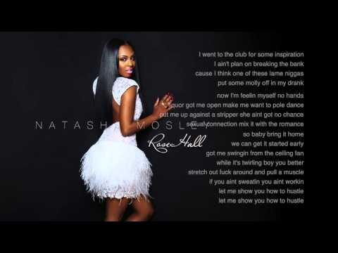 Natasha Mosley- Anything (A cappella) Lyric Video