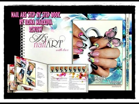 Nail Art Book By Irina Markova