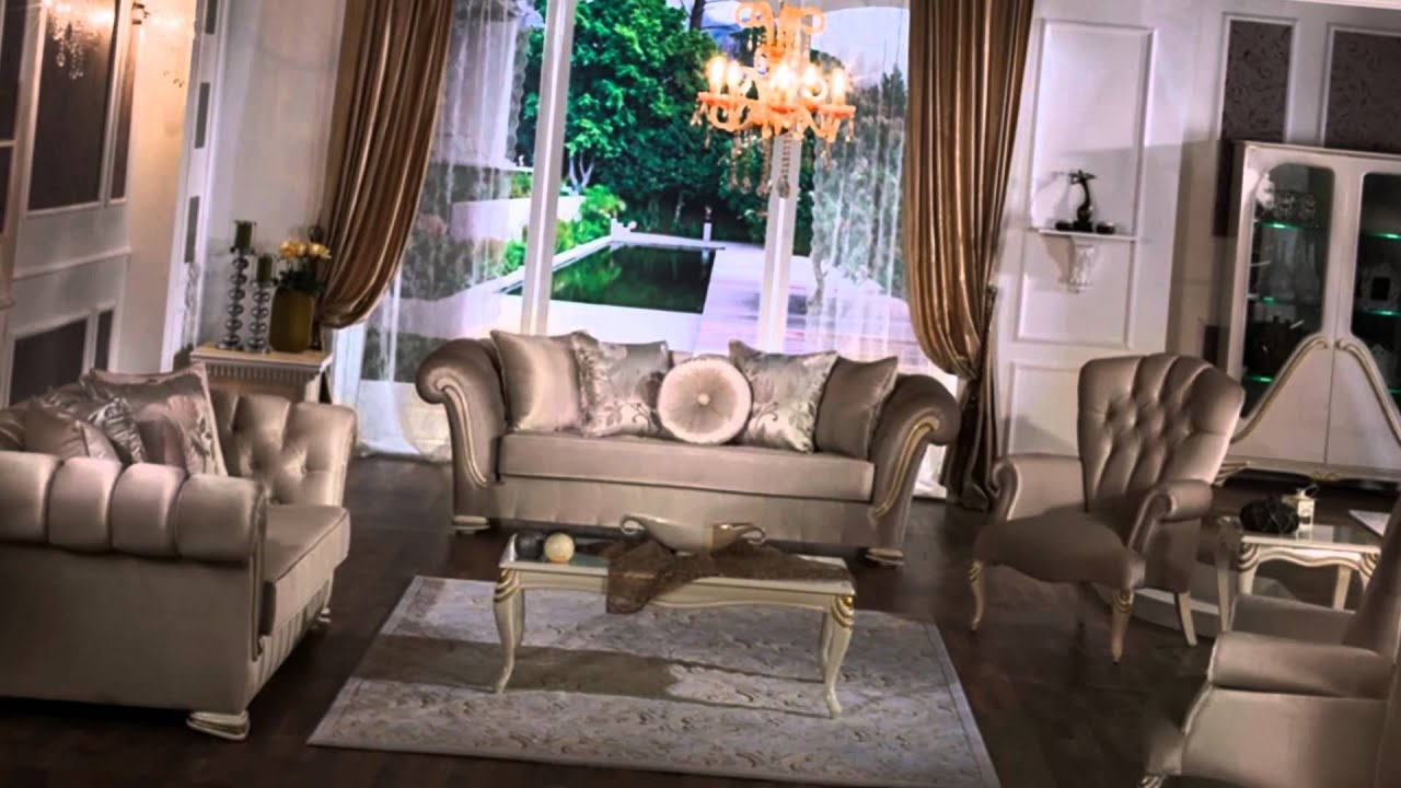 Bellona Mobilya    Biella Salon Takımı   YouTube