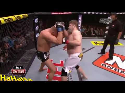 Roy Nelson   The Belly Fighter Highlights